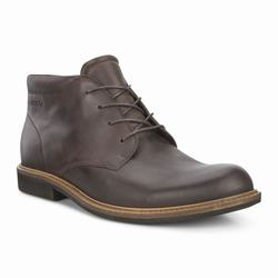 Cizme ECCO Findlay Plain Toe Barbati Cafe Marime ( EU 39-50 ) 231TZBIJ